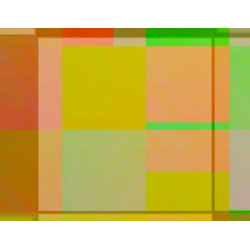 Abstract Red Green Orange (2010)
