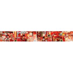Cornucopia -Dyptic Complete Painting