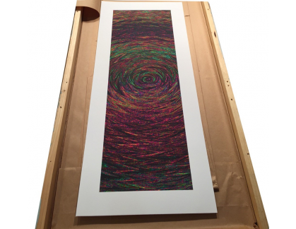 Variation of Eye of the Storm series (2008)