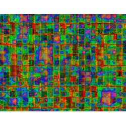 Colored Squares (2010)