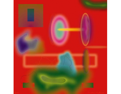 Orange Painting - 1994