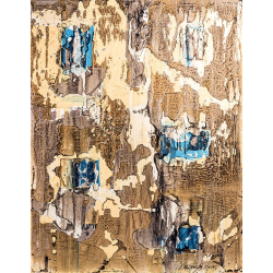 Birch Bark Blue