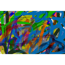 Pastel Waves 2