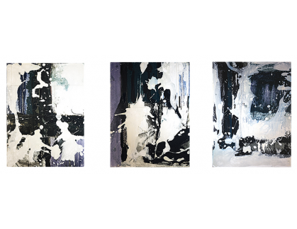 Toe Tapping Triptych